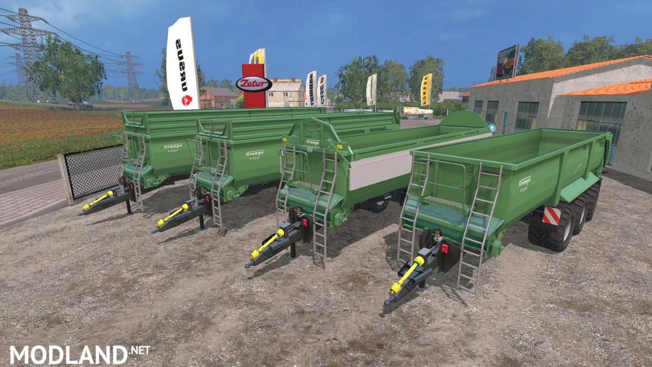 Krampe Bandit 980 Green
