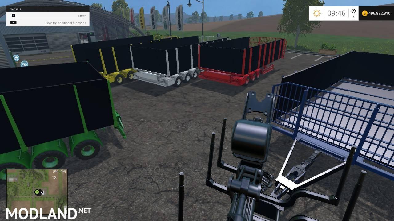 Big Timber Runner Box