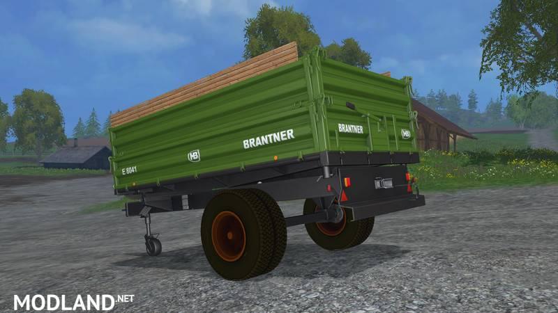 Brantner E8041 Trailer