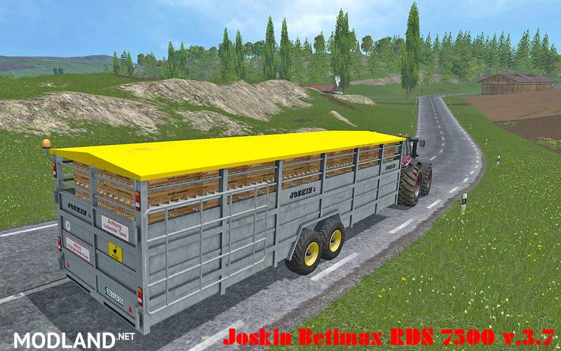 Joskin RDS 7500 Betimax