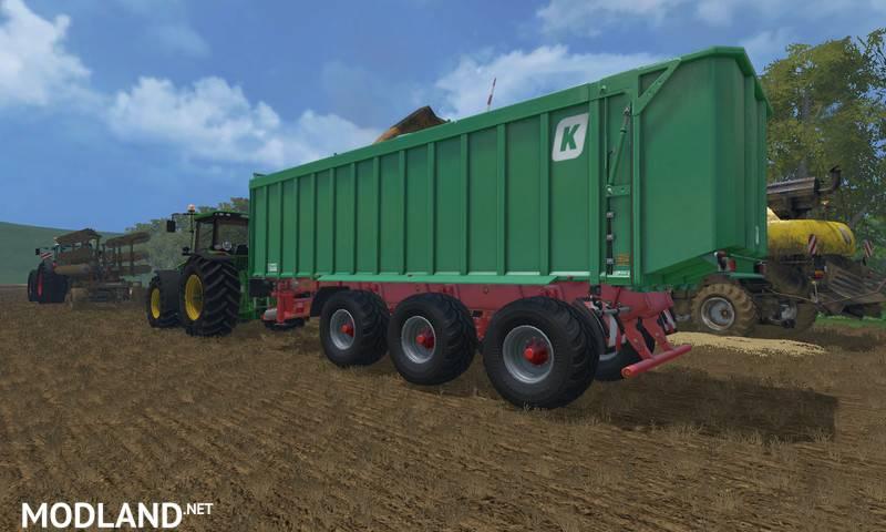 Kroger Agroliner TAW30