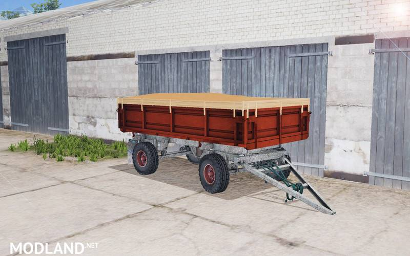 PTS 4 v 2.0 mod for Farming Simulator 2015 / 15 | FS, LS ...