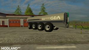 GEA Tank v 1.0