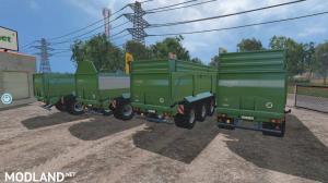 Krampe Bandit 980 Green v 2.0, 2 photo