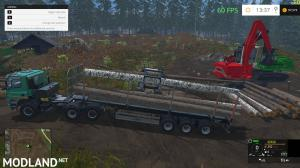 Fliegl Timber Runner Wide With Autoload v 1.1, 11 photo