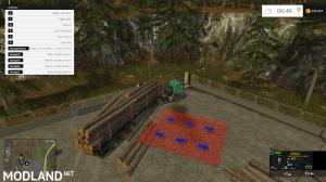 Fliegl Timber Runner Wide With Autoload v 1.1