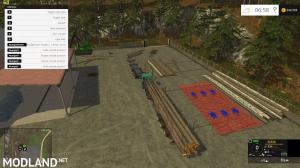 Fliegl Timber Runner Wide With Autoload v 1.1, 3 photo