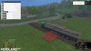 Fliegl Timber Runner Wide With Autoload v 1.1, 2 photo