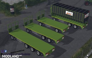 Agpro Trailer Package v 1.0 DEMO, 2 photo