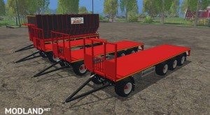Agpro Trailer Package v 1.0 DEMO, 21 photo