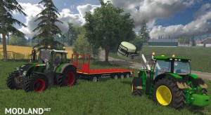 Agpro Trailer Package v 1.0 DEMO, 4 photo