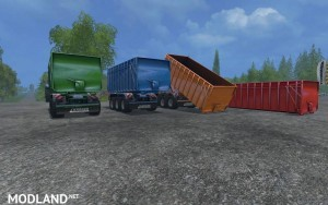 Agroliner HKL Pack Trailer Pack, 1 photo