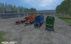Agroliner HKL Pack Trailer Pack, 3 photo