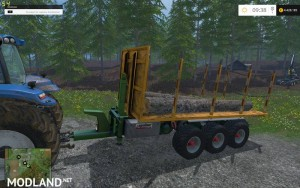 Agroliner HKL Pack Trailer Pack, 6 photo