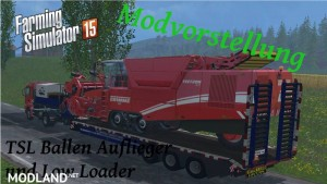 Ball-Trailers Lowloader Special, 16 photo