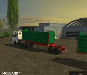 Bitrem Sgricultural Trailer v 1.0, 4 photo