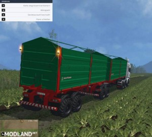 Bitrem Sgricultural Trailer v 1.0, 5 photo