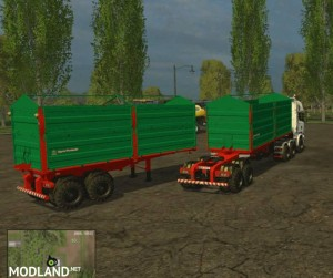 Bitrem Sgricultural Trailer v 1.0, 3 photo