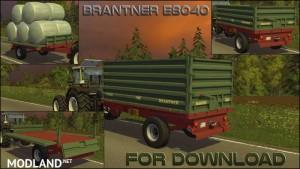 Brantner E8040 with superstructures v 1.0.0.0, 1 photo