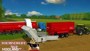 Fliegl Overload Station v 1.2, 1 photo