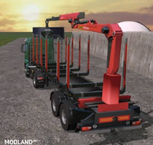 Fliegl Timber Tippers v 2.1