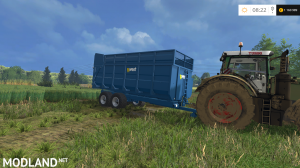 West 16 Tonne Trailers v 1.0
