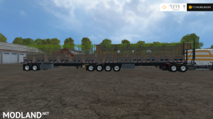 American Super B autoload trailer, 4 photo
