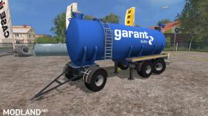 Kotte Garant TSA 2 axles with turntable v 1.0, 1 photo