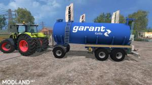 Kotte Garant TSA 2 axles with turntable v 1.0, 2 photo