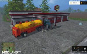GDR Minol Semitrailer v 1.0 clean , 2 photo