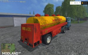 GDR Minol Semitrailer v 1.0 clean , 3 photo