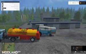 GDR Minol Semitrailer v 1.0 clean , 4 photo