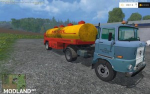 GDR Minol Semitrailer v 1.0 clean , 5 photo