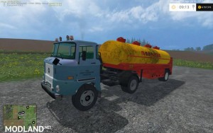 GDR Minol Semitrailer v 1.0 clean , 1 photo
