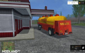 GDR Minol Semitrailer v 1.0 clean , 7 photo
