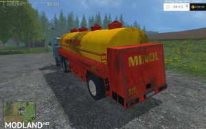 GDR Minol Semitrailer v 1.0 clean , 6 photo
