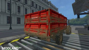 Herculano Trailers Pack v 1.0, 2 photo