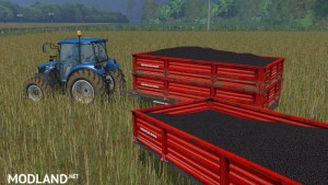 Herculano Trailers Pack v 1.0, 4 photo