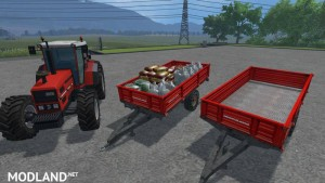 Herculano Trailers Pack v 1.0, 6 photo