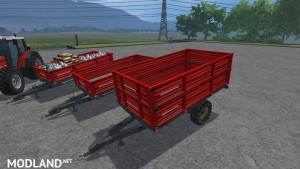 Herculano Trailers Pack v 1.0, 7 photo
