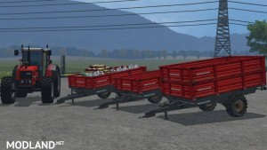 Herculano Trailers Pack v 1.0, 8 photo
