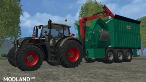 JENZ HEM 583 High Tipper v 1.0