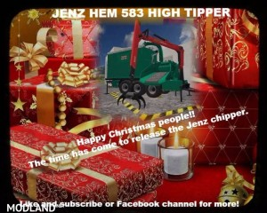 JENZ HEM 583 High Tipper v 1.0, 4 photo