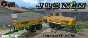 Joskin Trans-KTP 22/50 Variable Body v 1.0
