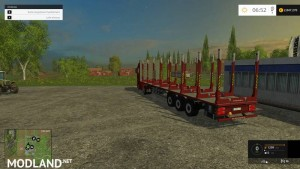 Kogel Timber Semi Trailers, 2 photo