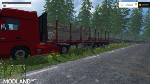 Kogel Timber Semi Trailers, 3 photo
