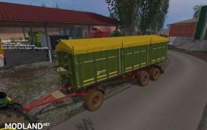 Kröger Agroliner HKD 402 v 15.0