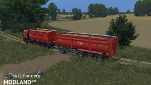 Krampe trailer SB3060 v 1.1 , 2 photo