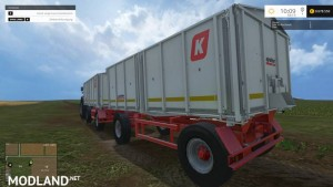 Kroeger Agroliner HKD 302 v 1.1 MultiFruit, 1 photo