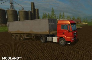 Kroeger Agroliner SRB35 v 1.2
